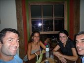 Pedro, mua y las 2 chicas brasilenias que conocimos en Ilha Bella: by r_r, Views[745]