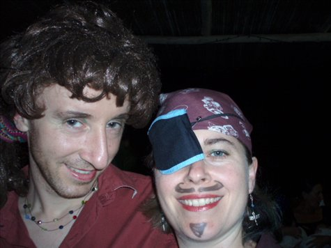 Pirates and wenches!