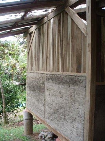 exterior of the new bodega