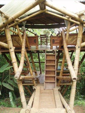 The Hooch - SE Asian bamboo design