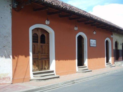 Town house, Granada