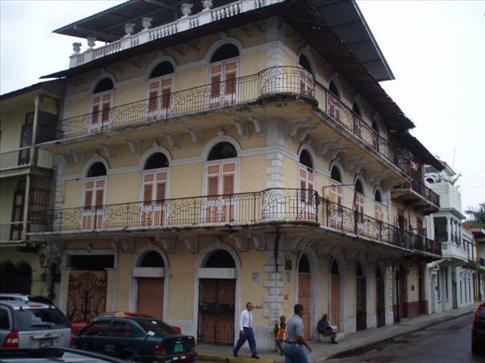 Panama old town