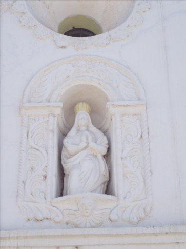 Comayagua - the old church