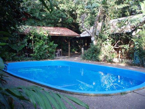D&D´s pool and restaurant-bar