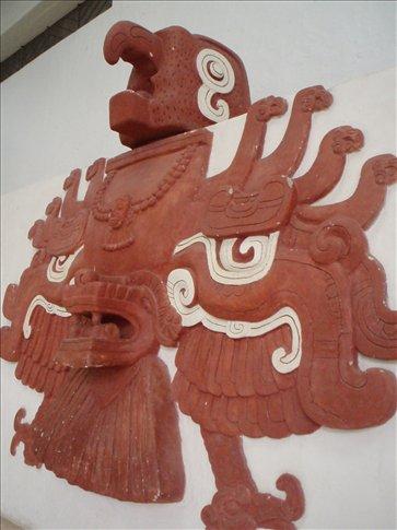 Macaw-Jaguar god