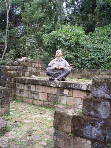Dan recreates the Mayan