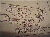 Rachel obviously got a bit frustrated with our near-permanent personal rainclouds...: by rachel_and_daniel, Views[214]