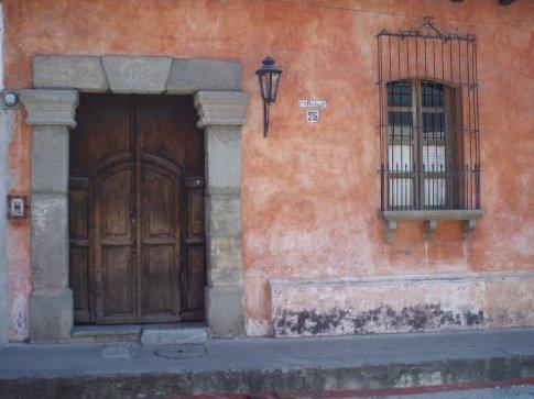 Townhouse, Antigua.