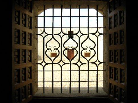 Symmetry, museum of culture, Oaxaca