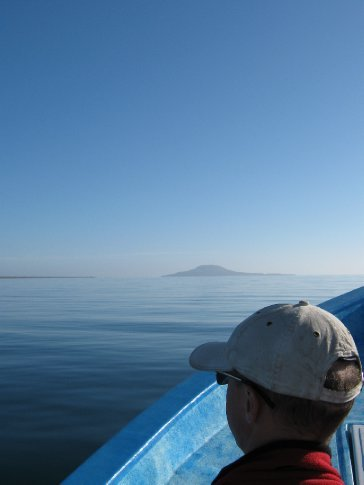 All quiet on the Sea of Cortez