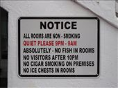 remember - no fish in rooms!: by rachel_and_daniel, Views[252]
