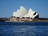 This the view of the opera house from the Rocks side of the Circular Quay.: by rachelandres84, Views[321]