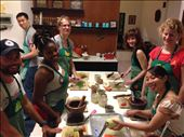 My awesome class! So Many great people! Chiang Mai, Thailand: by racheltravels, Views[93]