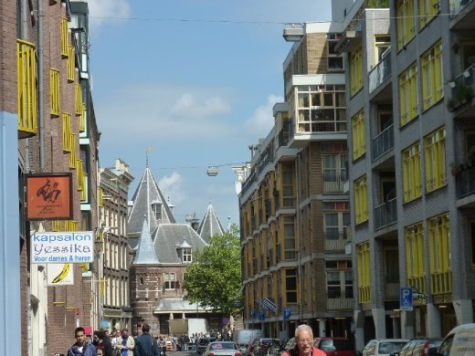 The Jewish Quarter - redesigned by Dutch architecture students in the '60s