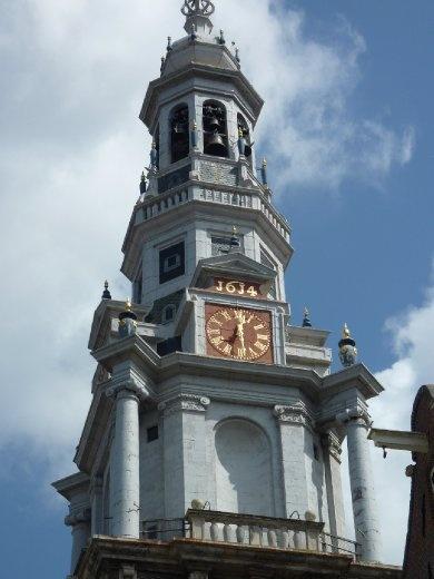 Church bells that played georgous tunes