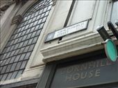 Gracechurch Street - Where Aunt Phillips from Pride and Prejudice lives: by rachthe1st, Views[180]