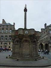 The place where the town cryer will let the Scottish people know when monarchs pass away: by rachthe1st, Views[125]