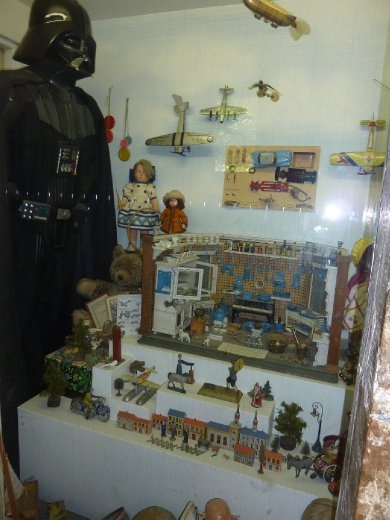 Toy Museum - might stop there next time