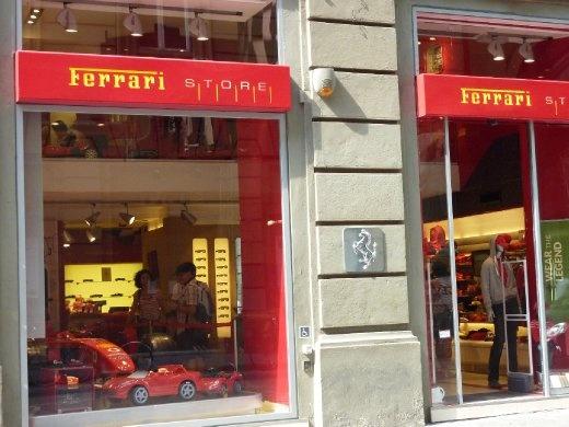 Ferari Shop