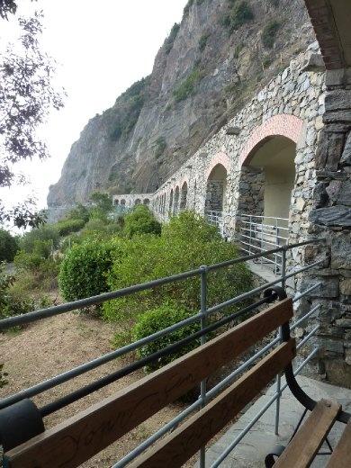 Lover's Walk from Riomaggiore to Manarola
