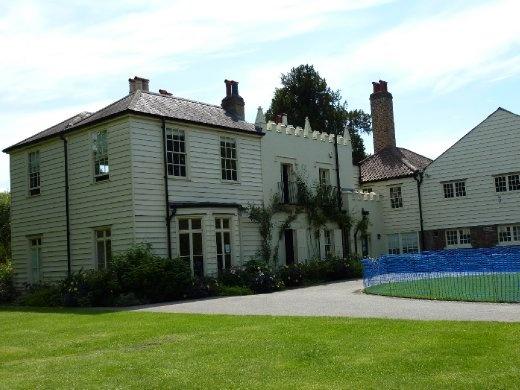 Morden Hall Cottage