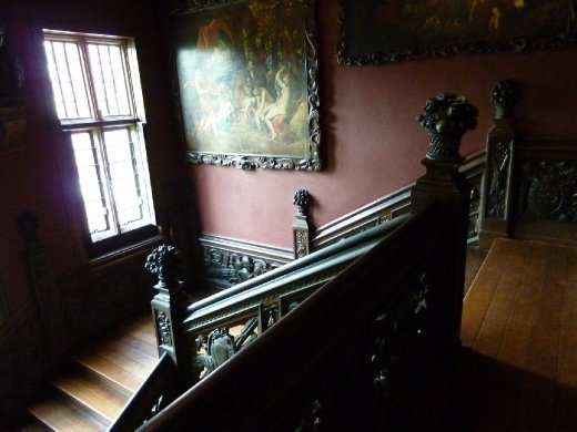 Elaborate Staircase