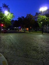 A Parisian street at night: by rachthe1st, Views[86]