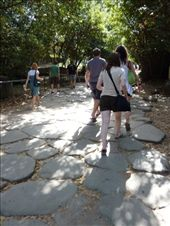 A Roman road - All roads used to lead to Rome (and the Roman Forum): by rachthe1st, Views[292]