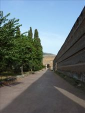 After building walls in England, Hadrian decided to build a wall in his home country :D: by rachthe1st, Views[98]