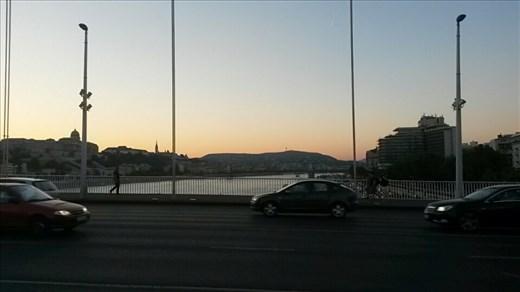 Bridge sunset views