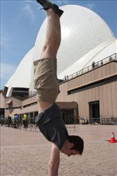 Handstand in front of the Opera House!: by ramsaym, Views[159]