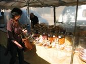 We went to the Sunday market for our weekly groceries. This is a spice vendor.: by ramsaym, Views[241]