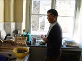 Allen washing veges.: by ramsaym, Views[177]
