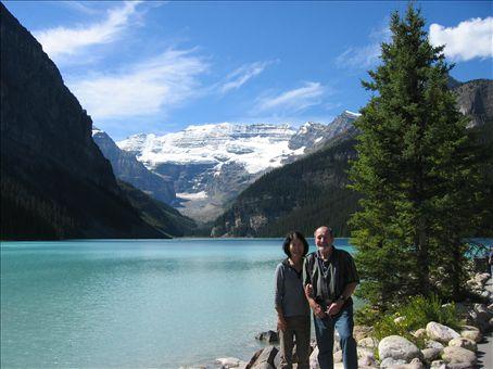 The Principals at Lake Louise