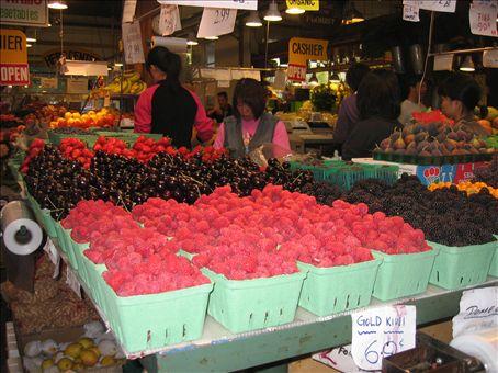 Vancouver Market Colour