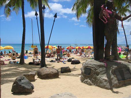BLUE HAWAII - WAIKIKI
