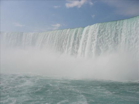 Now That's a WATERFALL!!!