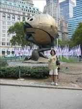 9/11 Memorial in Battery Park: by randywakefield, Views[337]