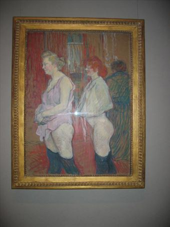 More (or less) Toulouse Lautrec
