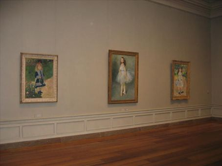 A Roomful of Cezanne