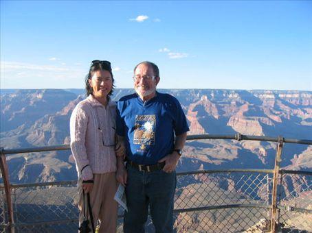 Guess Who at Grand Canyon