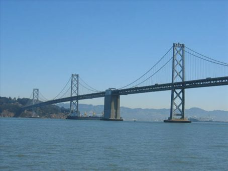 Bay Bridge - Oakland to San Francisco