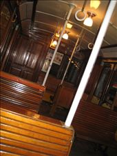 The very old Line A of the subway, Buenos Aires: by ranizo, Views[154]