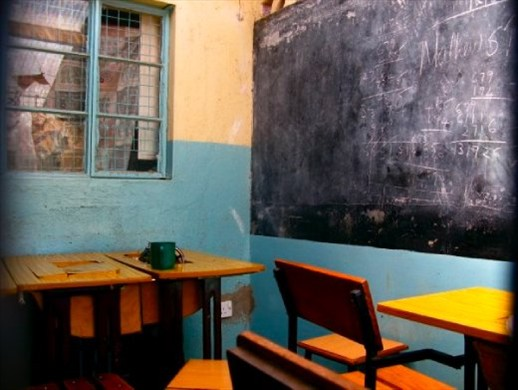 In a region of Kenya decimated by AIDS and civil war, where children act as heads of household and must scavenge for food to feed their siblings, one would expect classrooms to have gone silent. After all, without guidance or sustenance, how many children would really choose to go to school?