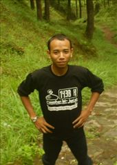 road to Merapi