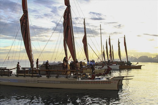 The Dawn Arrival: