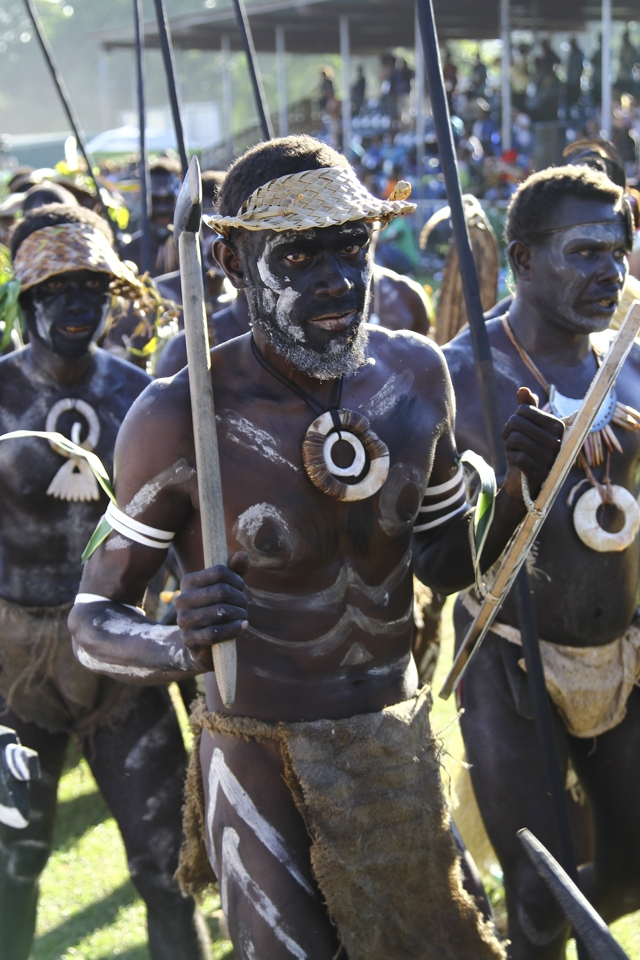 A Warriors Gaze: