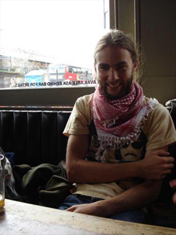 Diccon in the Lock Tavern, Camden Town