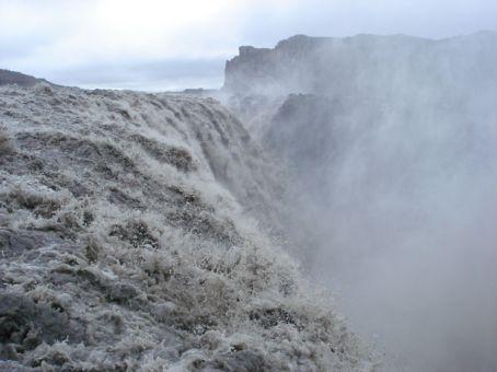 Dettifoss, Jokulsargljufur National Park, NE Iceland