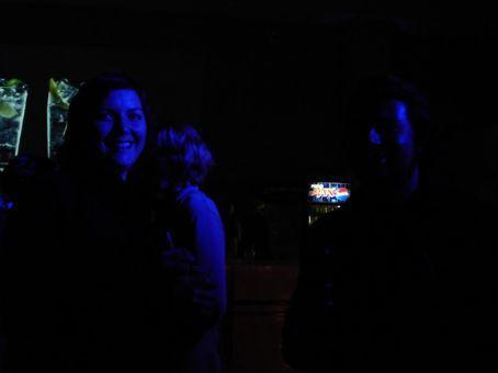 Christina and Glen, Snøhetta party